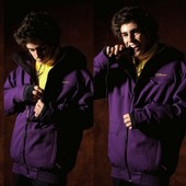 куртка для сноуборда Oxbow uni ultra violet L