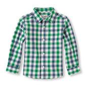 Рубашки на мальчика из Америки в наличии Фирменные