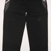 Спортивные мужские брюки на флисе, М - 4ХL