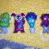 Фигурки Moshi Monsters