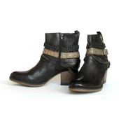 Кожаные ботинки - Англия. р 41