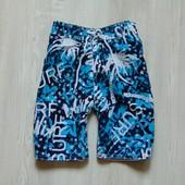 Яркие пляжные шорты для мальчика. Внутри сетка. Rebel. Размер 3-4 года. Состояние: новой вещи.