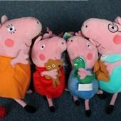 Свинка Пеппа и ее семья от Ty