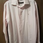 """Рубашка нежно розового цвета """"Yves Saint Laurent"""""""