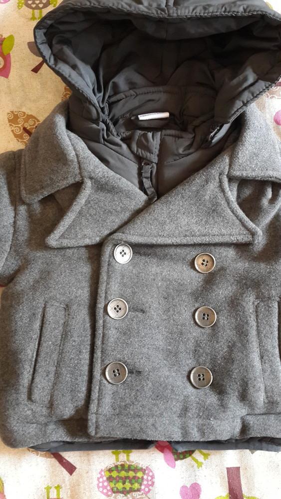 Теплая куртка prenatal, 3-6 мес (59-65 см) фото №2