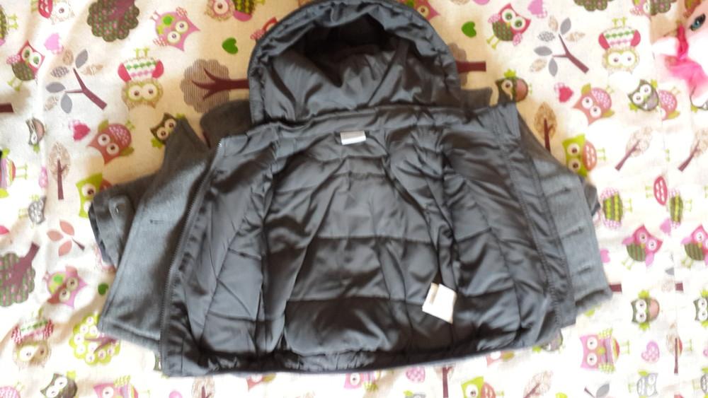 Теплая куртка prenatal, 3-6 мес (59-65 см) фото №7