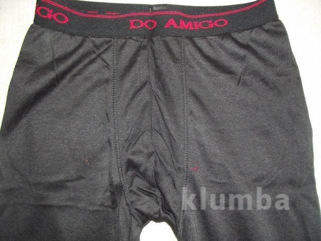 Термо штаны, кальсоны, подштаники, начес, флис, мужские Amigo фото №1