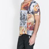 Новая футболка, ZARA,S