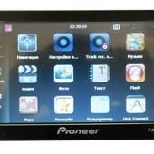 Навигатор Pioneer pa-771 dvr, видеорегистратор, AV-in