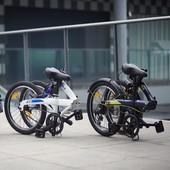 Велосипед складной matex bfold 300