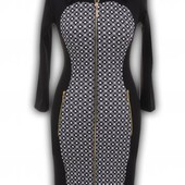 Платье 46 разм. трикотажное
