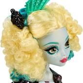 новинка Кукла монстер хай Monster High Лагуна блю серия Программа по обмену монстров