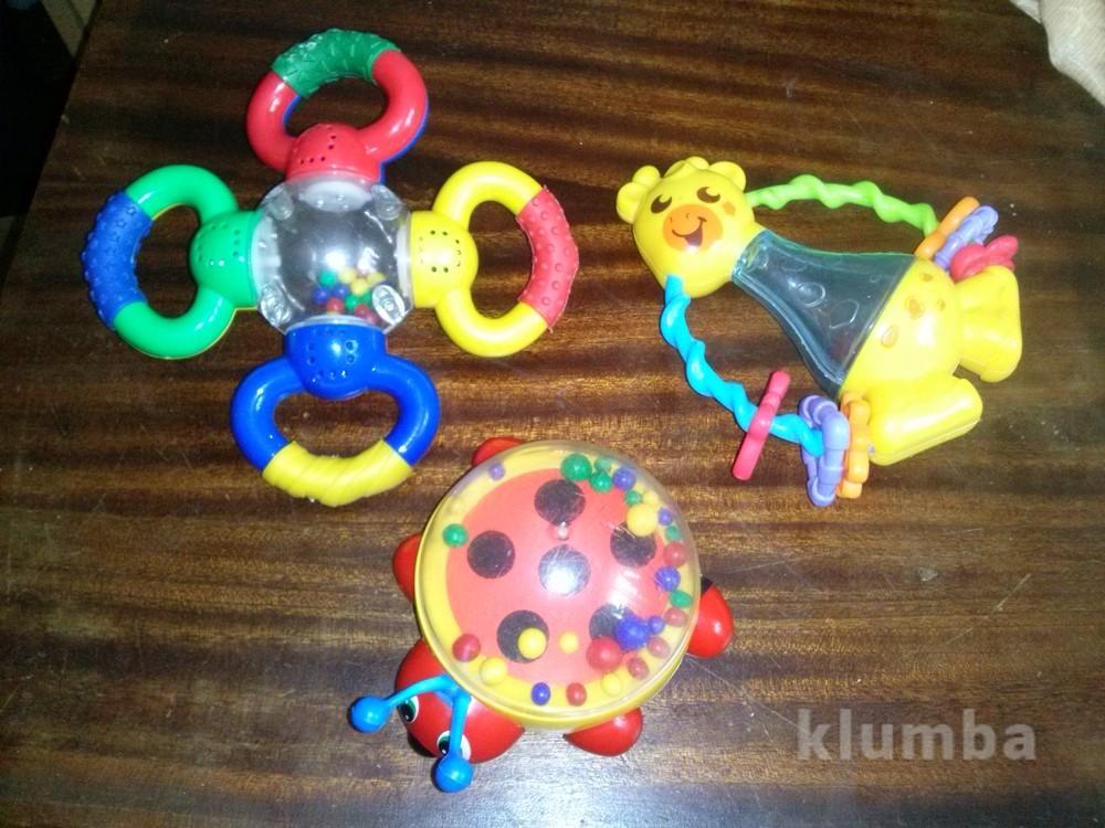 Погремушки simba fisher-price фото №1