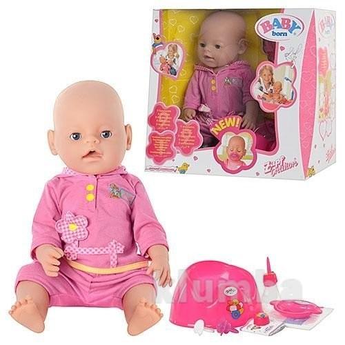 Одежда костюм с капюшоном для пупса baby born, беби борн, кукольный наряд, вбрання для бейби бон фото №1