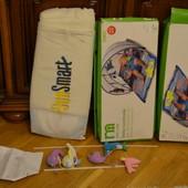 Детский игровой коврик с накрытием, с игрушками от Mothercare. Новый.