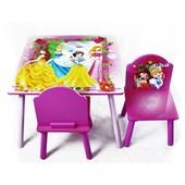 Стол + 2 стула BT-Cwt-0002 Принцессы