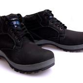 Код: gr665 Мужские ботинки (натуральная кожа) зима - Польща!!!