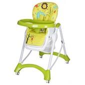 Бемби 3235 стульчик для кормления детский высокий Bambi классический