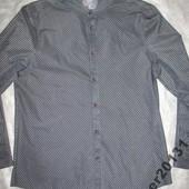EASY брендовая рубашка (ХL) состояние идеально