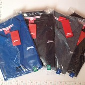 Мужские футболки-поло Slazenger, рр M,L ( 50-54 ) полномерные, Англия оригинал.