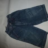 джинсы 68см