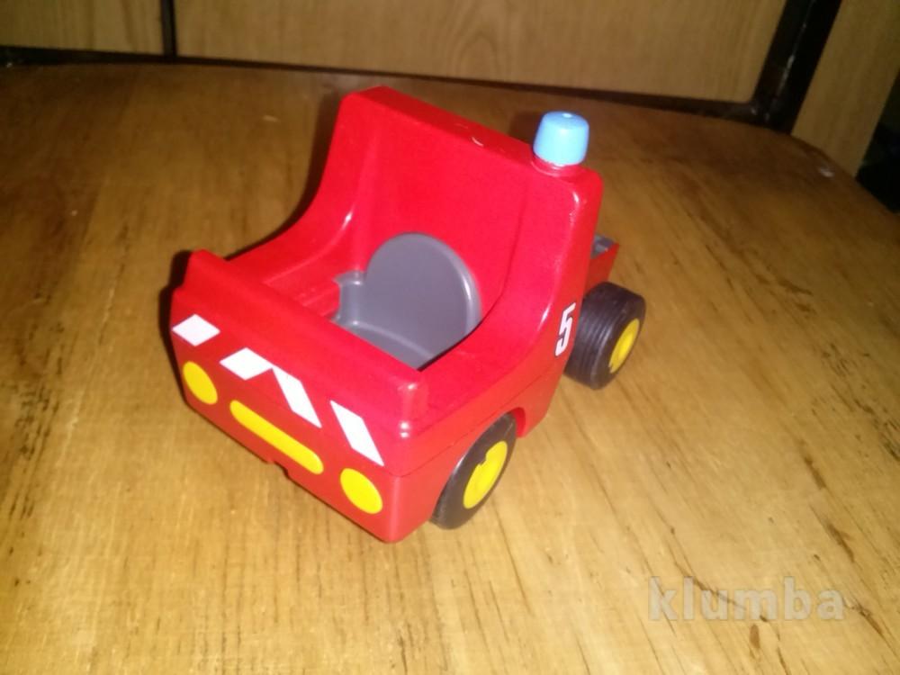 Машинка playmobil фото №1