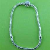 Основа металлическая  Pandora (браслет и колье).