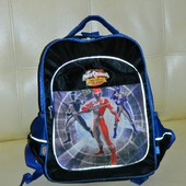 Рюкзак школьный kite каркасный power rangers
