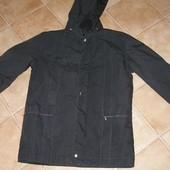 356 куртка парка М утепленная