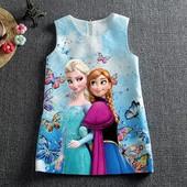 Платье Frozen