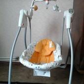 Укачивающий центр Graco (кресло-качалка)