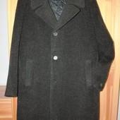 Вликолепное классическое мужское пальто из сукна большого размера, ххххL