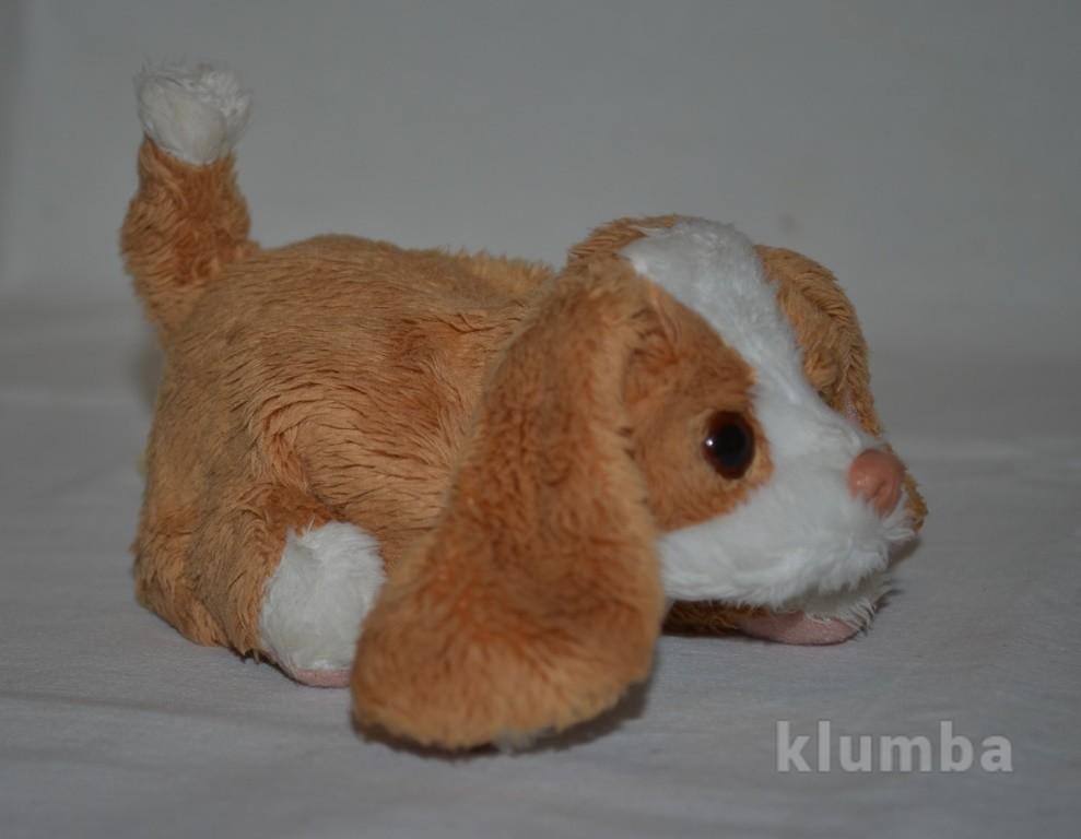 Собачка песик щенок интерактивный hasbro fur real friends хасбро фото №1