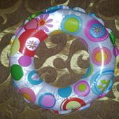 Надувной круг для ребенка на 3-4 года