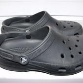 Оригинальные  итальянские кроксы Crocs  р.6-8 стелька 25см