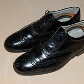 Туфли фирменные -Marks&Spenser- (р.9,5/43,5)