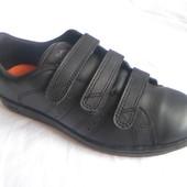 Lonsdale кожаные оригинальные кроссовки 34