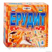 """Игра """"Стратег"""" Эрудит 870 М"""