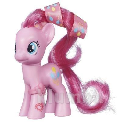 My little pony фигурка пони cutie mark magic - пинки пай, b2147 фото №1