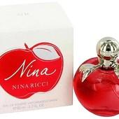 Парфюм Nina Nina Ricci 80 мл!!! (красное яблоко)