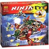 Конструктор Bela Ninjago 546 деталей арт. 10398