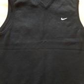 Жилетка Nike 100%шерсть(оригинал)