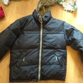 куртка пуховик 50 размер