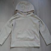 Next флисовый свитер на 6-7 лет