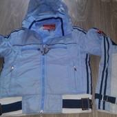 Куртка на флисе. размер на бирке S, Creator. Можно и на подростка