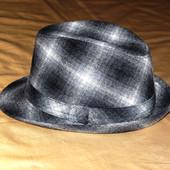 Стильная, английская шляпа