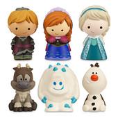 набор игрушек для ванной Холодное сердце Frozen
