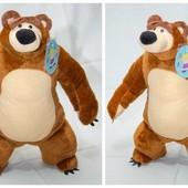 Медведь из мультфильма Маша и медведь