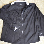 мужские рубашки р-р 40,коттон