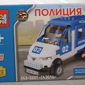 Конструктор 8823 Город мастеров, Полиция.